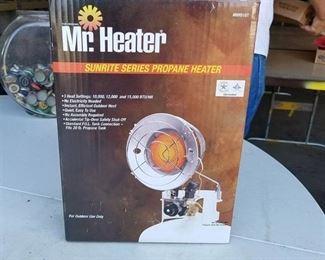 Mr. Heater Propane Heater