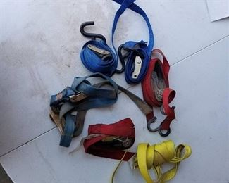 Assorted Straps