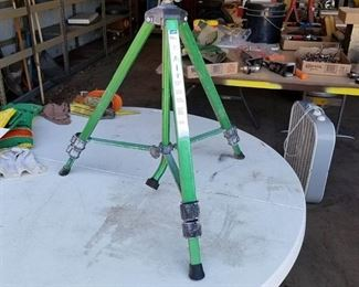 orbit brass impact sprinkler tripod base