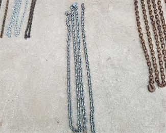 Chain approx 15ft