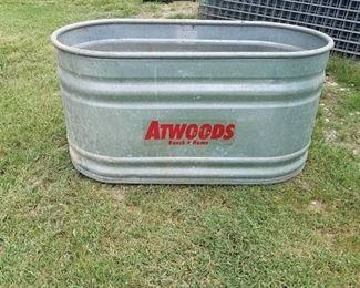 Stock Tank - Atwoods
