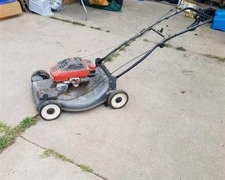 Craftsman Push Mower - 5.5 Horse Power