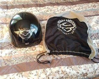 Harley-Davidson helmet