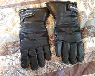 Harley-Davidson motorcycle gloves