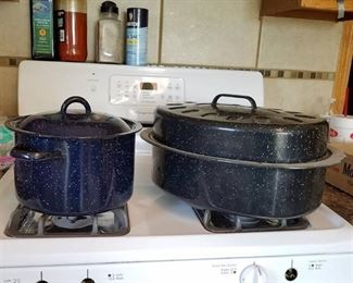 enamelware cookware