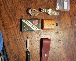 knives of Alaska knife with sheath