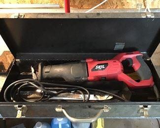 Skil Reciprocating Saw