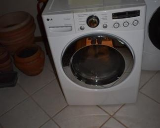 One year old LG dryer!
