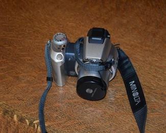Digital Minolta camera