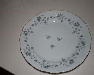 Set of Haviland Bavaria china