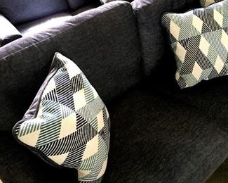 ALSO...A Super Nice Sofa and Matching Loveseat. The Fabric Is SOOOO Comfy...Better Hurry!...