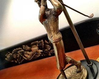 The Golf Lamp Is Kinda Cool Too!...