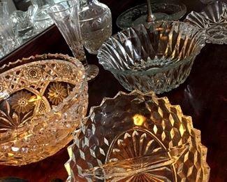 Cut Glass...