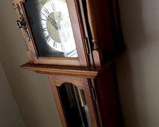 There's A Pretty Emperor Grandfathers Clock Too...