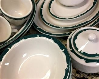 MY Absolute Fave!  This Serving Set Reminds Me Of Eating At The C&O Truck Stop On 'Ol RT 24 in Waterville With My Mom and Dad. Desi Was The Waitress...My God That Was Like A 100 Years Ago...