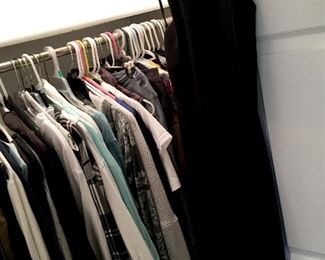 We Have Some Nice Ladies Clothing...Smaller Sizes...