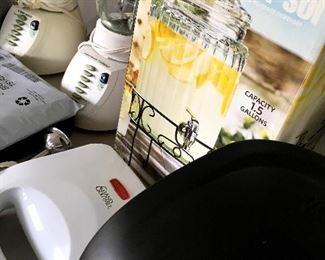 Small Appliances...