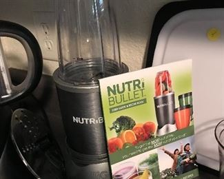 Nutri Bullet - these are amazing.  I use one every day.