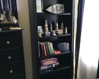 2 Nice Bookcases