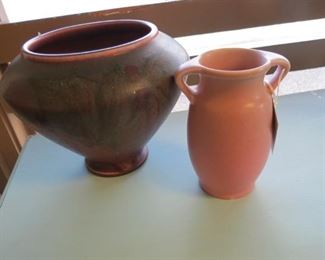 Rookwood pottery.