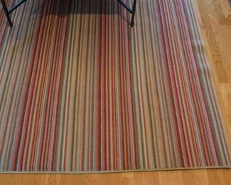 """Rug measures approx. 9'9"""" X 13'5"""""""