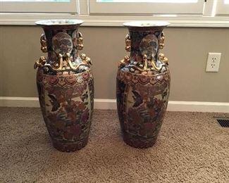 Porcelain Chinese Vases