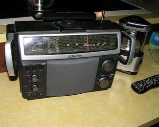 Emerson multiband  portable radio