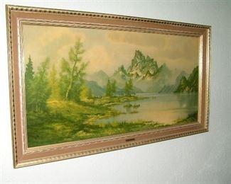 Mountain Mist  by WIJMER