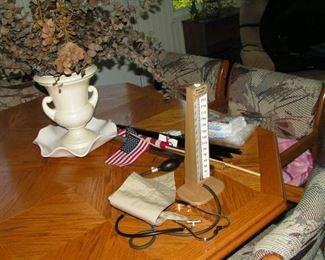 blood pressure & stethoscope