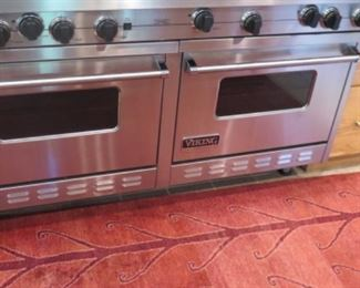 Viking Stove and hood for sale like new