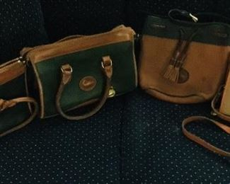 Dooney & Burke purses