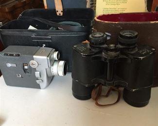 Cameras and Binoculars.