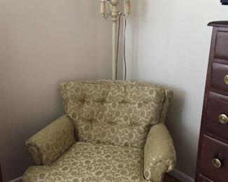 Club Chair.