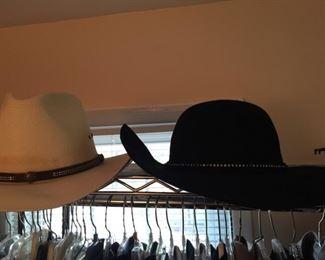 Cowboy Hats.