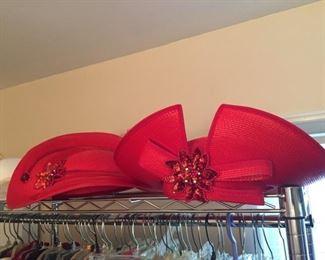 Vintage Hats!