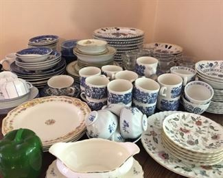 Multiple Sets of China.