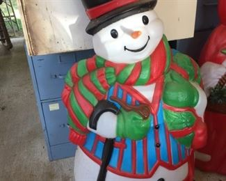 Holiday Decorations.