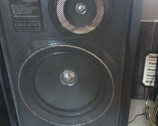 Yorx Stereo System.