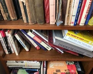Large Selection of Books.