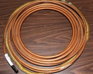 Copper Tubing and Metal Hose