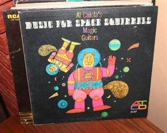 Music for Space Squirrels, Liberace, Dance, Jazz…Lot of 12 Records