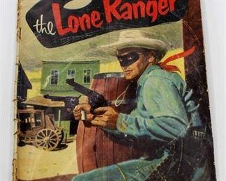 The Lone Ranger Dell Comic Vol. 1 No. 77 November 1954