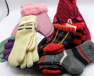 Keep Your Toes & Fingers Warm