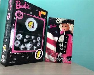 Barbie Boston Tea Party