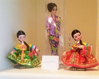 Dolls of the World Japan