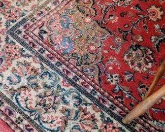 Vintage Persian Oriental rug