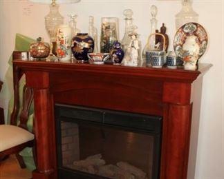 Charm Glow electric fireplace