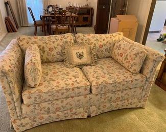 Love Seat from Pletcher Furniture