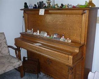 Upright Piano From Geneva