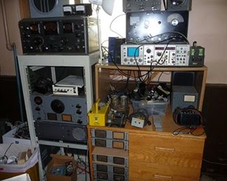 Ham Radio Equipment